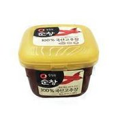 Chung Jung One Gochujang With 100% Korean Premium Red Chili Paste