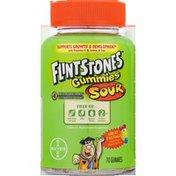 Flintstones Children's Complete Multivitamin Sour Gummies