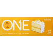 One Protein Bar, Flavored, Lemon Cake