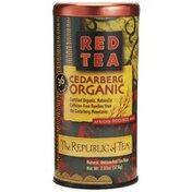 The Republic of Tea Cedarberg Organic Red Tea