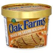 Oak Farms Ice Cream, Dulce De Leche