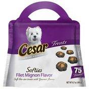 CESAR Filet Mignon Flavor Softies Dog Treats