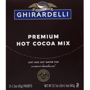 Ghirardelli Hot Cocoa Mix, Premium
