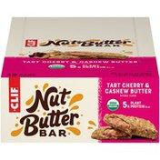 CLIF BAR Tart Cherry & Cashew Butter Nut Butter Bar