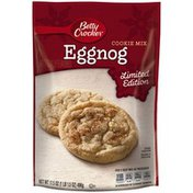 Betty Crocker Eggnog Limited Edition Cookie Mix