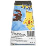 DesignWare Cups, Hot/Cold, Pikachu and Friends, 9 Ounce