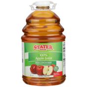 Stater Bros. Markets 100% Apple Juice