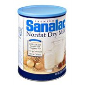Sanalac Nonfat Dry Milk