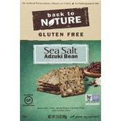 Back to Nature Crackers, Adzuki Bean, Sea Salt