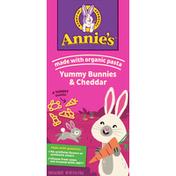 Annie's Pasta & Cheese, Yummy Bunnies & Cheddar