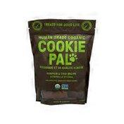 Cookie Pal Pumpkin Chia Dog Treats