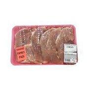 U.S. Govt. Inspected Family Pack Pork Cutlets