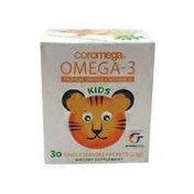 Coromega Omega 3, Orange