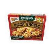 Mini Pizza Bagels