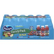 Ocean Spray Cran-Grape/Cranberry/Cran-Apple 10 Oz