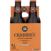 Crabbie's Alcoholic Ginger Beer Spiced Orange