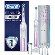 Oral-B Luxe, Rechargeable Electric Toothbrush, Sakura Pink