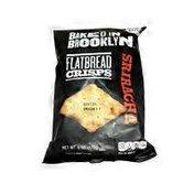 Baked In Brooklyn Flatbread Crisps