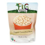 Fig Food Co. Organic Cannellini Beans