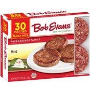 Bob Evans Farms Hot Pork Sausage Patties