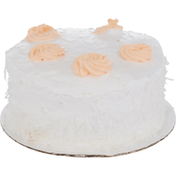 Ahold Cake, Round, Pig Picking, 7 Inches