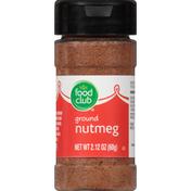 Food Club Nutmeg, Ground