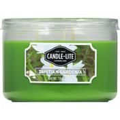 Candle Lite Candle, Tahitian Gardenia