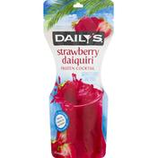 Daily's Frozen Cocktail, Strawberry Daiquiri