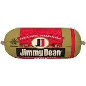 Jimmy Dean Premium Pork Hot Sausage Roll, 16 oz.
