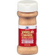 McCormick® Vanilla Cinnamon Naturally Flavored Sugar And Spice Blend
