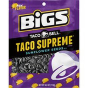 BiGS Taco Bell Taco Supreme Sunflower Seeds