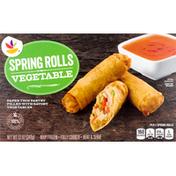 Ahold Spring Rolls, Vegetable