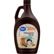 Great Value Syrup, Chocolate, Value Size