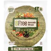 BFree Avocado Wraps, Super Soft