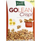 Kashi Cereal, Cluster, Cinnamon Crumble