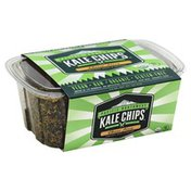 Pacific Northwest Kale Chips, Cheese Pizza