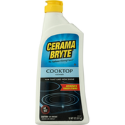 Cerama Bryte Cleaner, Cooktop