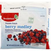 Brookshire's Berry Medley, Frozen Fresh