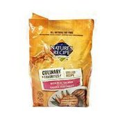 Nature's Recipe Culinary Favorites Grilled Recipe With Real Salmon And A Touch Of Garden Vegetables Cat Food