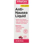 TopCare Anti-Nausea Liquid, Cherry