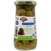 Hannaford Stuffed Spanish Olives