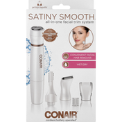 Conair Facial Trim System, All-in-One