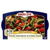 Birds Eye Spring Vegetables In Citrus Sauce