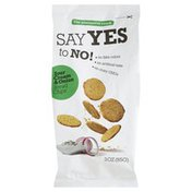 Say Yes To No Bread Chips, Sour Cream & Onion