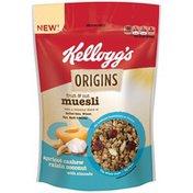 Kellogg's Origins Fruit & Nut Muesli Apricot Cashew Raisin Coconut with Almonds Cereal