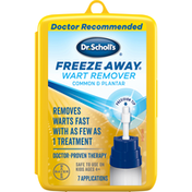 Dr. Scholl's Wart Remover, Common & Plantar