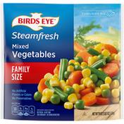 Birds Eye Mixed Vegetables, Family Size