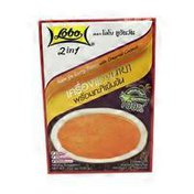 Lobo Nam Ya Curry Paste With Creamed Coconut