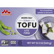 Mori-Nu Tofu, Lite Firm, Silken