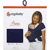 Ergobaby, Inc. Baby Wrap, Indigo, Newborn +, 8-30 Pounds